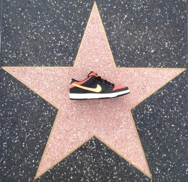 Brooklyn Projects x Nike SB Dunk Low 'Walk of Fame'