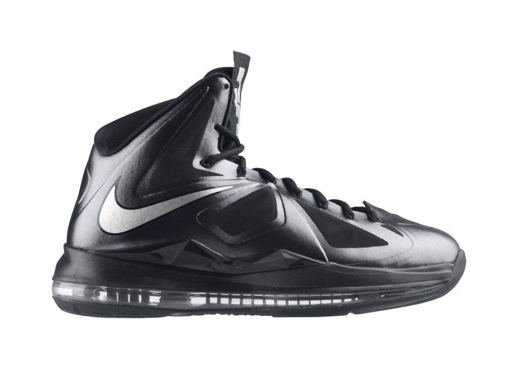 e9223f2c2784 Release Reminder  Nike LeBron X (10)  Carbon