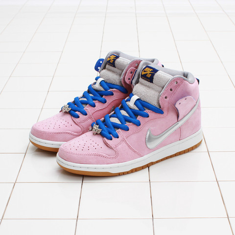 Concepts x Nike SB Dunk High 'When Pigs Fly' - Another Look