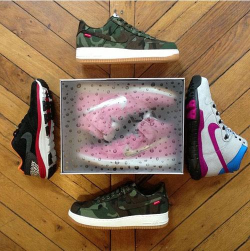 """Concepts x Nike SB Dunk High """"ENWHAY IGSPAY YFLAY"""" Teaser"""