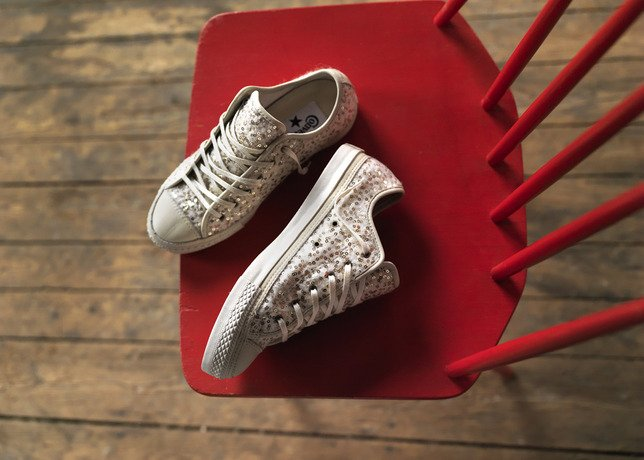 Converse Chuck Taylor All Star Glitz Premium - Holiday 2012
