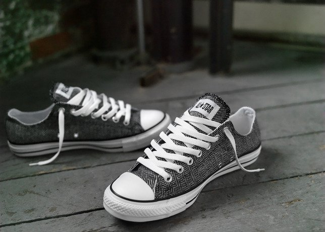 Converse Chuck Taylor All Star Herringbone - Holiday 2012