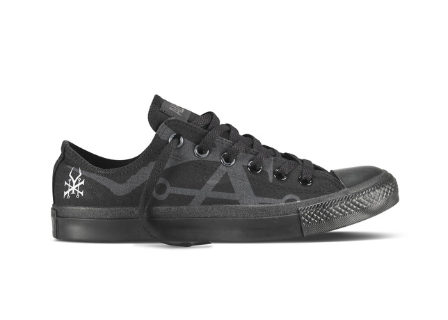 Converse Collaborates With Soundgarden To Release Limited Edition Sneaker