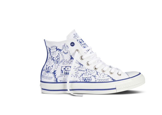Converse Launches Collaboration with Kevin Lyons for colette