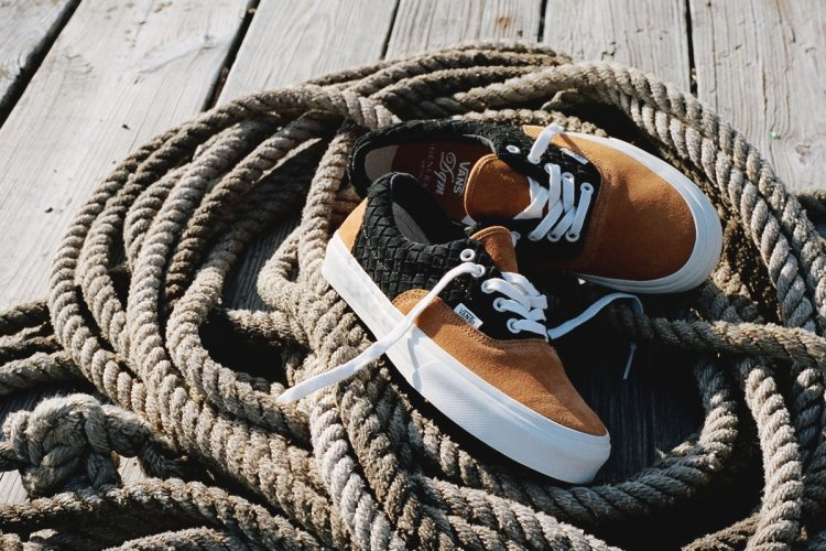 DQM x Vans Woven Collection - Fall/Winter 2012