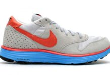Release Reminder: Nike Epic VNTG Lunar NRG 'Wolf Grey/Deep Orange-Neutral Grey'