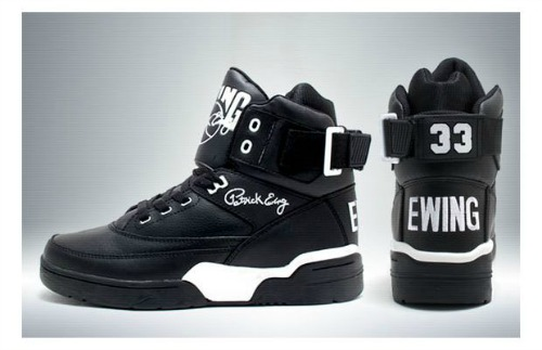 Ewing 33 Hi 'Black Leather' - Updated Release Info
