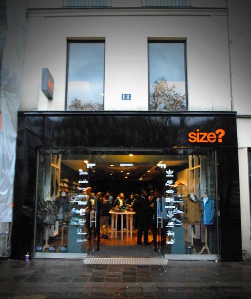 Introducing size? Paris