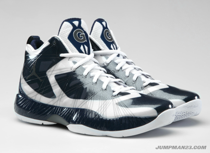 Jordan Brand Georgetown Player Exclusives