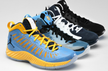 Jordan Brand Marquette Player Exclusives
