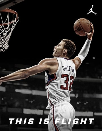 Jordan Brand Officially Welcomes Blake Griffin to It's Roster