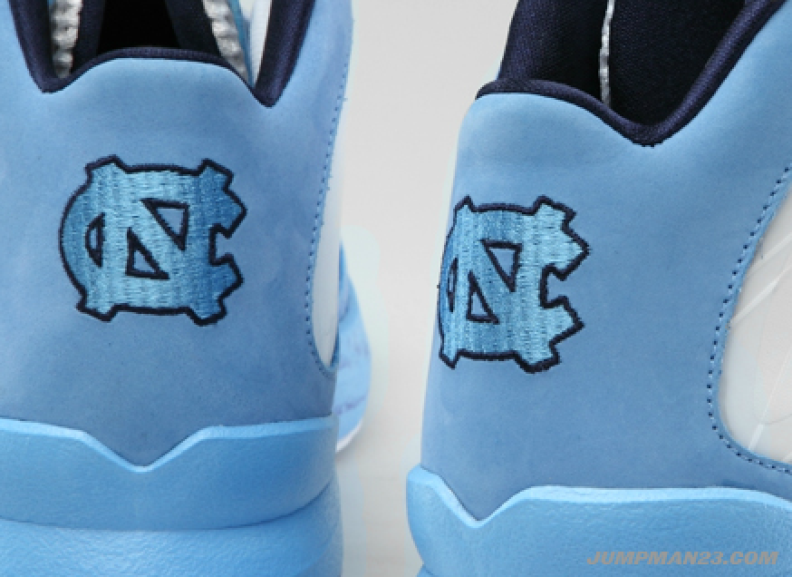 Jordan Brand UNC Player Exclusives