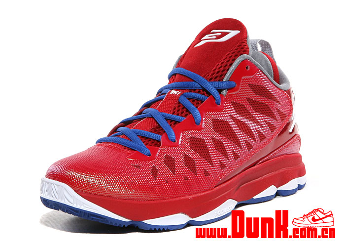 Jordan CP3.VI 'Sport Red'