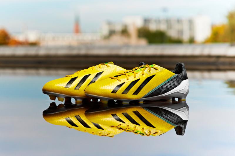 Lionel Messi's adidas F50 adiZero TRX