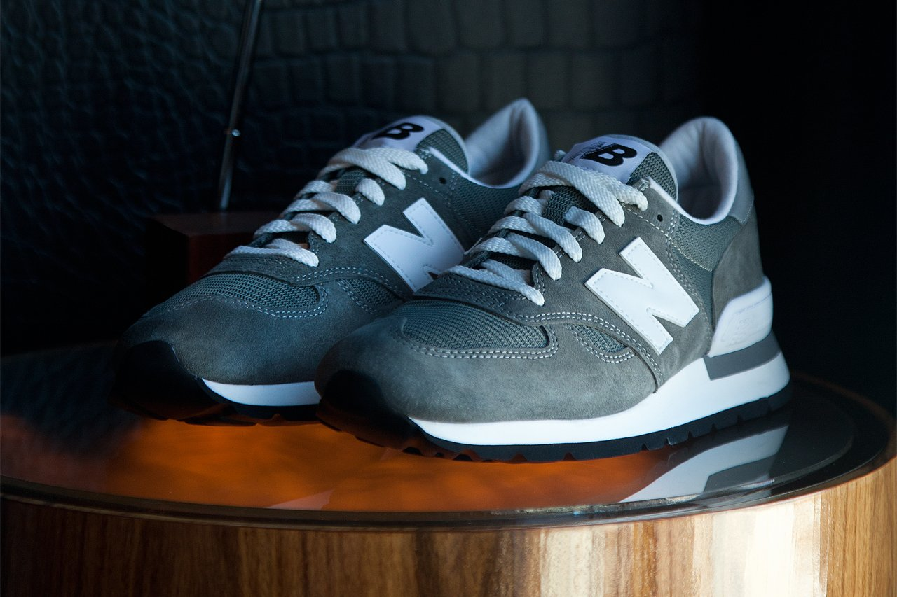New Balance 'Made in USA' 990 30th Anniversary Reissue