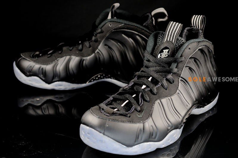 new product 4a282 be142 Nike Air Foamposite One 'Stealth' – New Images | SneakerFiles