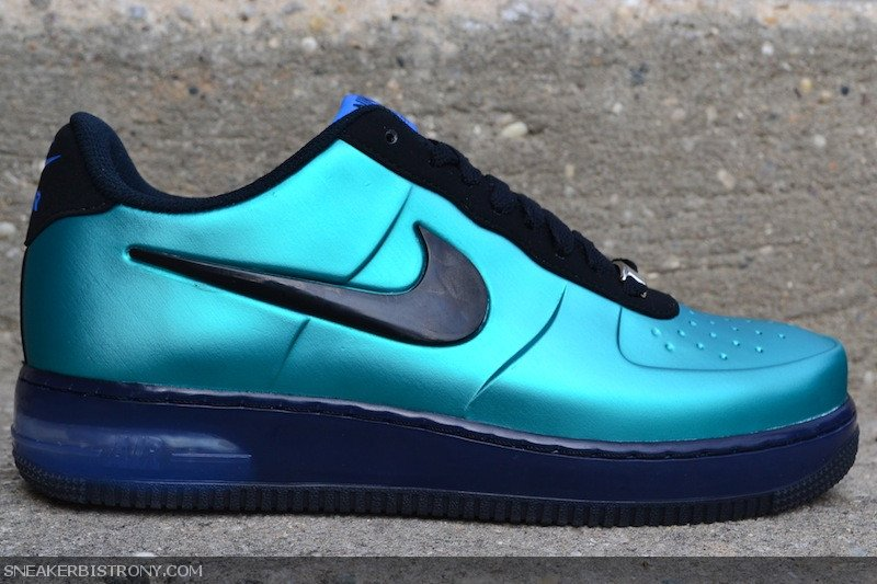 Nike Air Force 1 Foamposite Pro Low 'New Green' at Sneaker Bistro