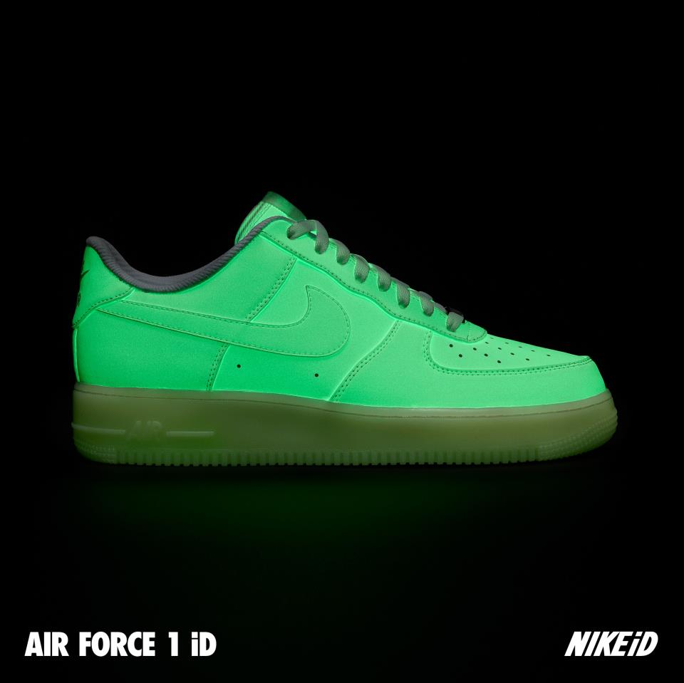 99 Problems Air Force 1 Utility Glow In The Dark