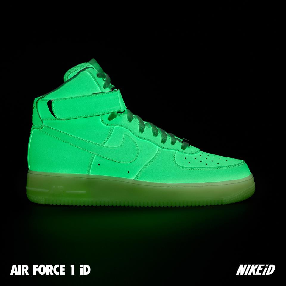 1 Sneakerfiles Air Id Dark' Force Nike The In 'glow U4wB8Eq