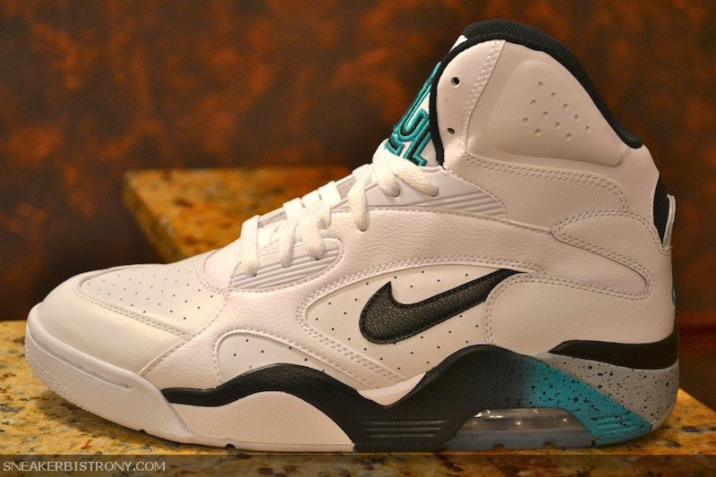 Nike Air Force 180 High 'Emerald' at Sneaker Bistro