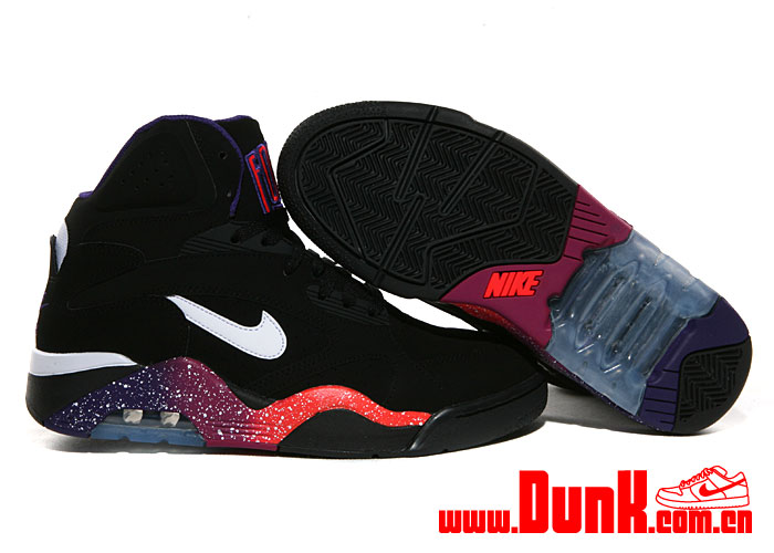 Nike Air Force 180 High 'Phoenix Suns' - New Images
