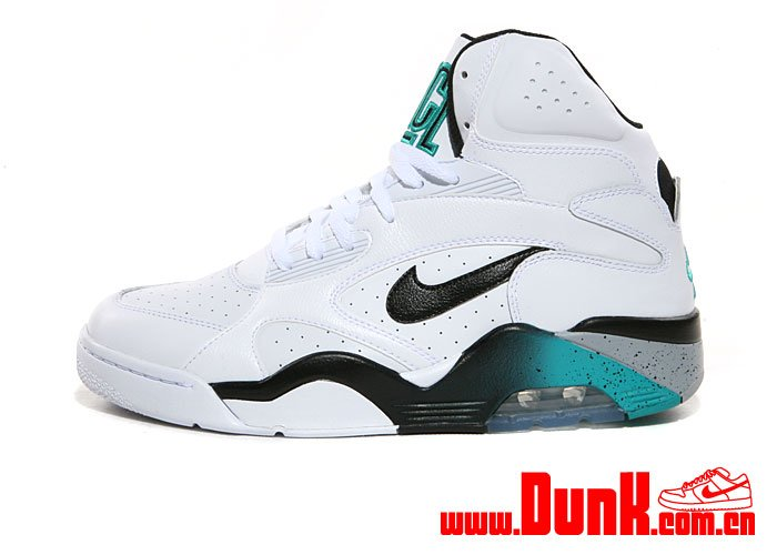 Nike Air Force 180 High 'Emerald' - New Images