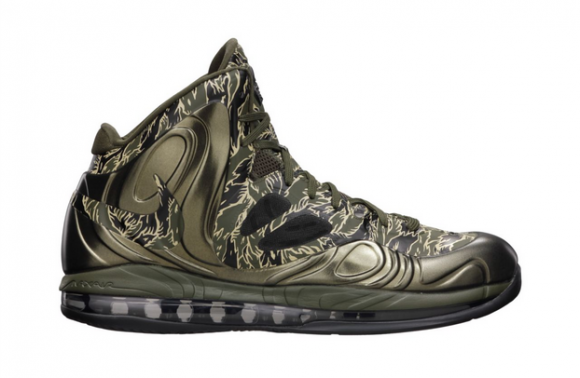 Nike Air Max Hyperposite 'Tiger Camo' - Release Date + Info