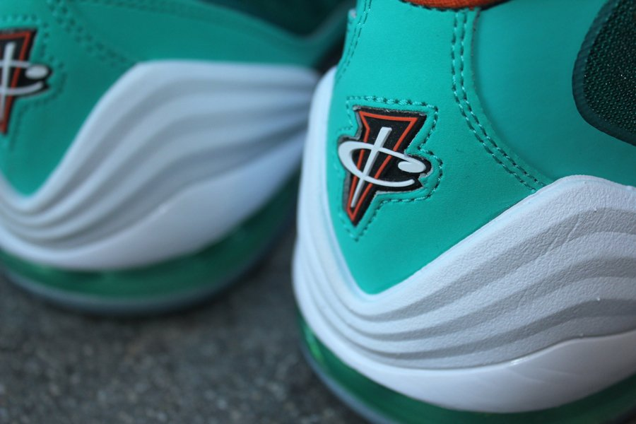 Nike Air Penny V (5) 'Dolphins' - New Images