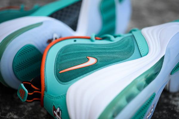Nike Air Penny V (5) 'Dolphins' at Politics