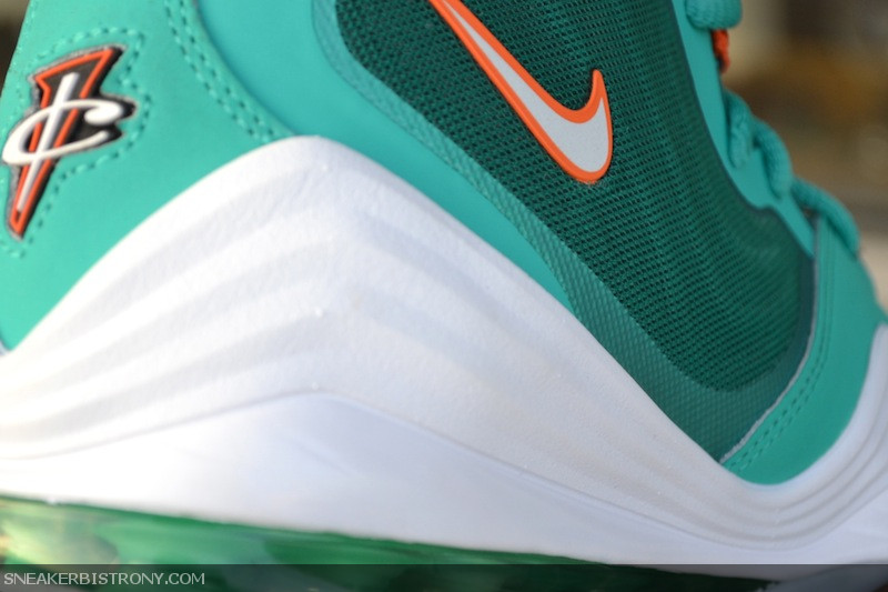Nike Air Penny V (5)  Dolphins  at Sneaker Bistro  cf01d54d4