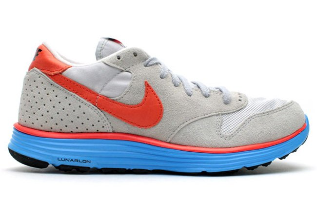 Nike Epic VNTG Lunar NRG 'Wolf Grey/Deep Orange-Neutral Grey' - Release Date + Info