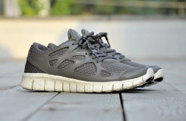 Nike Free Run+ 2 Woven Leather TZ 'Smoke' - Release Date + Info