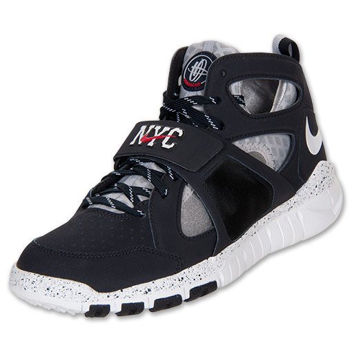 Nike Huarache Free Shield NYC 'Yankees' at Finish Line