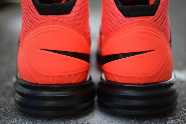 Nike Hyperdunk 'Bright Crimson'