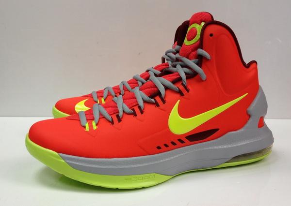 separation shoes 83a58 9fd4e Nike KD V (5)  DMV  - New Images
