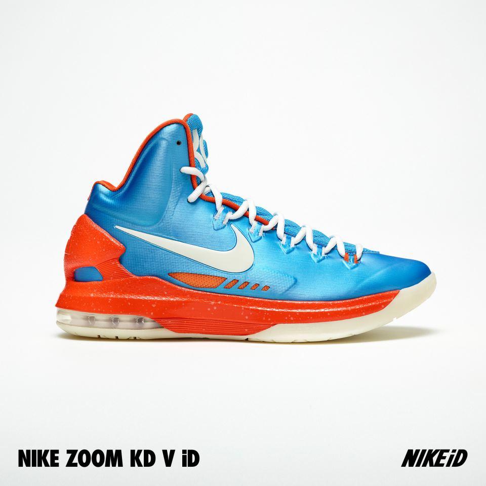 Nike KD V (5) iD  Glow-In-The-Dark  Samples  3e16e0fac157