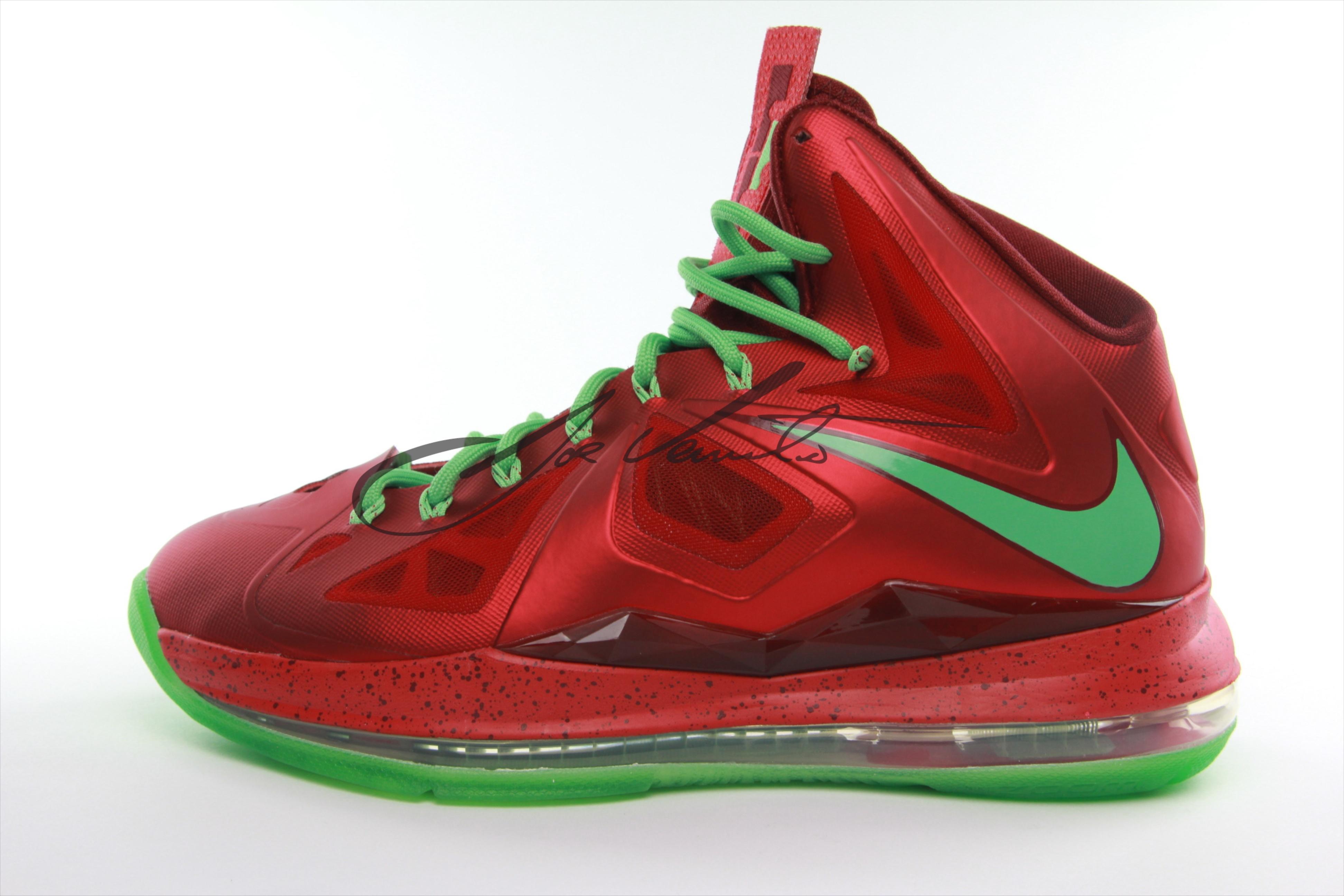 Nike LeBron X (10) 'Christmas' – New Images