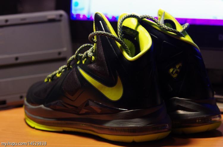 Nike LeBron X (10) 'Dunkman' - New Images