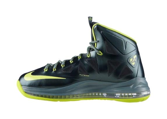 Nike LeBron X (10) 'Dunkman' - Official Images