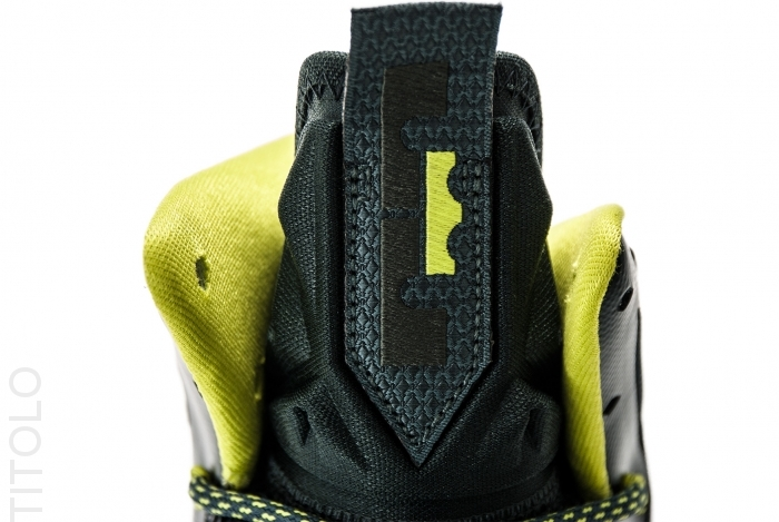 Nike LeBron X (10) 'Dunkman' at Titolo