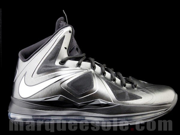 Nike LeBron X (10) 'Carbon' - Release Date + Info