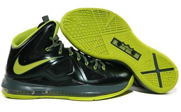 Nike LeBron X (10) 'Dunkman' - Release Date + Info