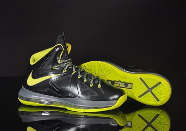 Nike LeBron X (10) 'Dunkman' at afew