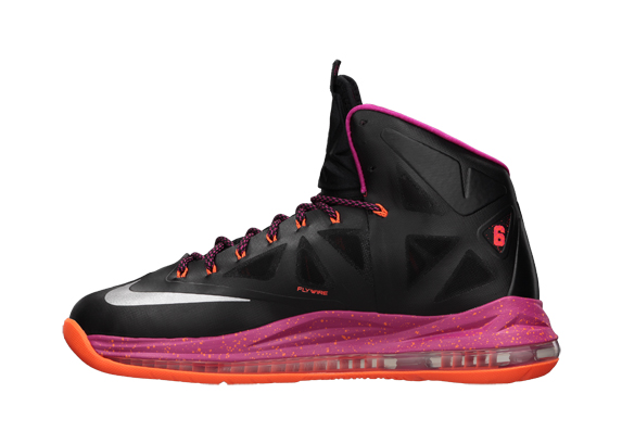 Nike LeBron X (10) 'Floridians Away' - Official Images