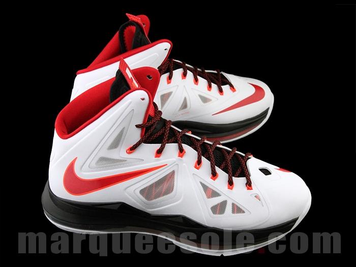 Nike LeBron X (10) 'Home'