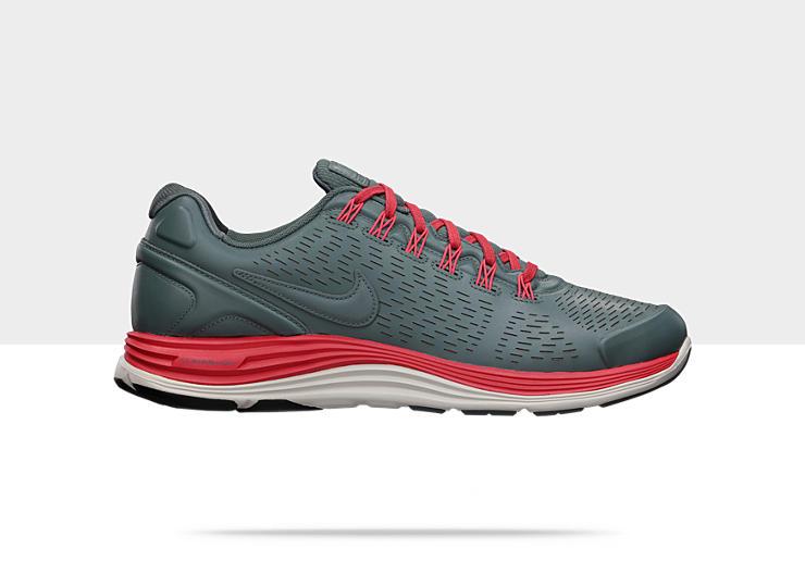 Nike LunarGlide+ 4 NSW 'Hasta/Hasta-Light Bone-Sunburst'
