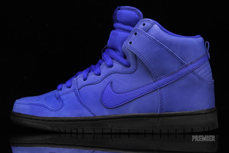 Nike SB Dunk High 'Game Royal'