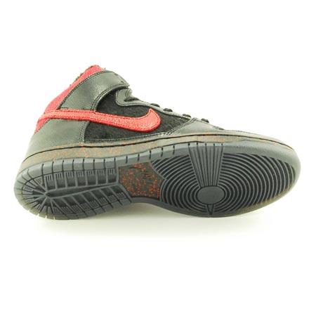 Nike SB Dunk High 'Krampus' for Christmas 2012