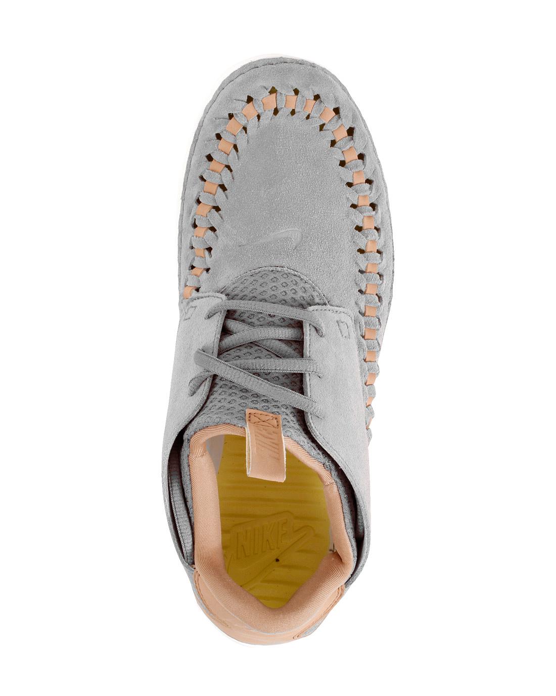 Nike Solarsoft Woven Moccasin PRM 'Sport Grey'