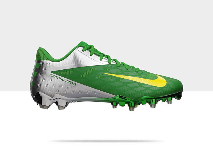 Nike Vapor Talon Elite Low TD 'Oregon Fighting Ducks'